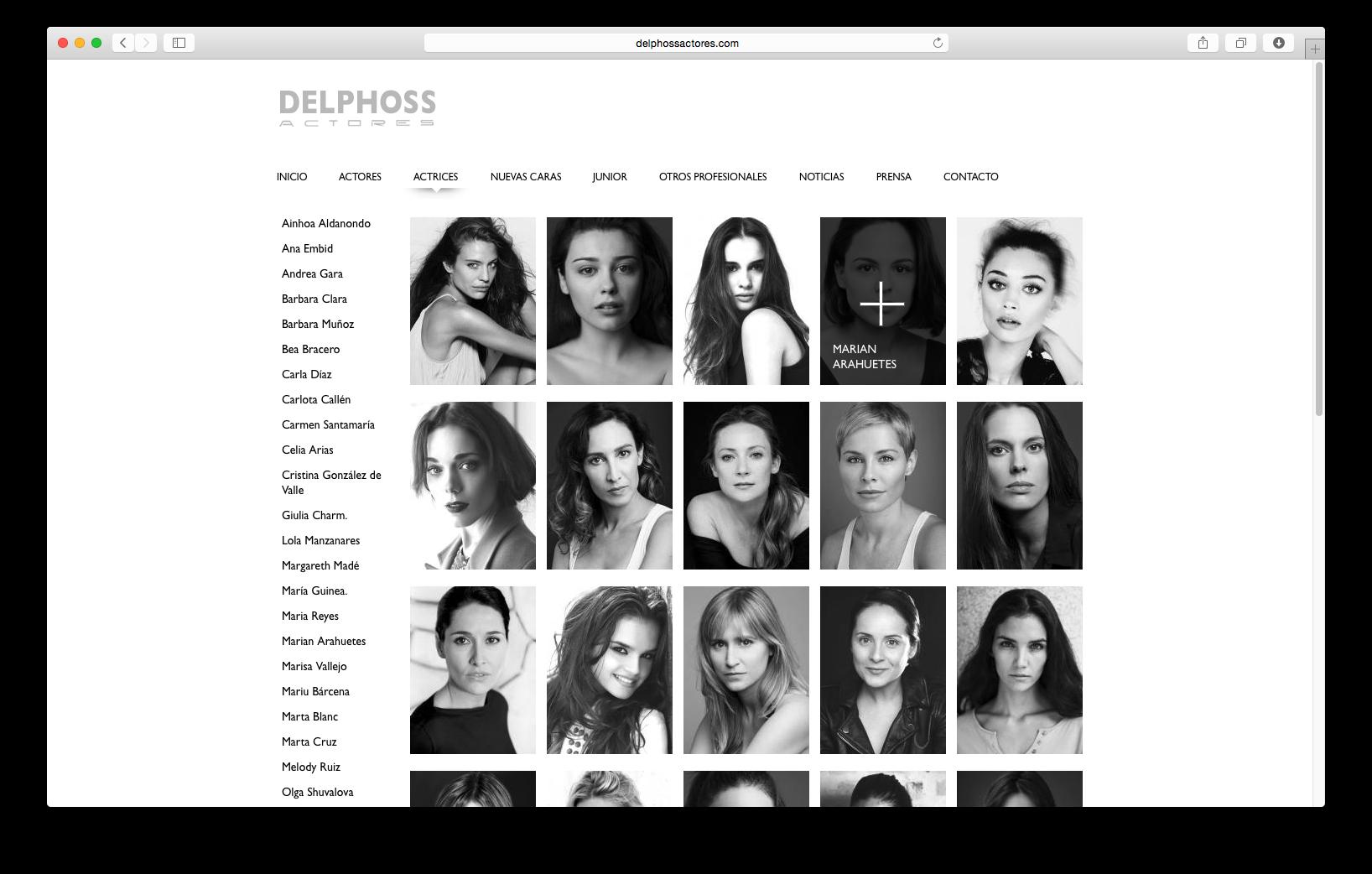 Hermosa Actores Reanudan Ejemplo Ornamento - Ejemplo De Colección De ...